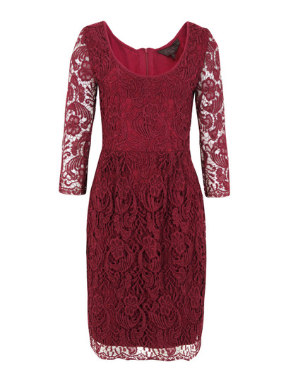 Great-Plains-womens-J1AW8-Tilly-Lace-Damson-Jam-Dress-1