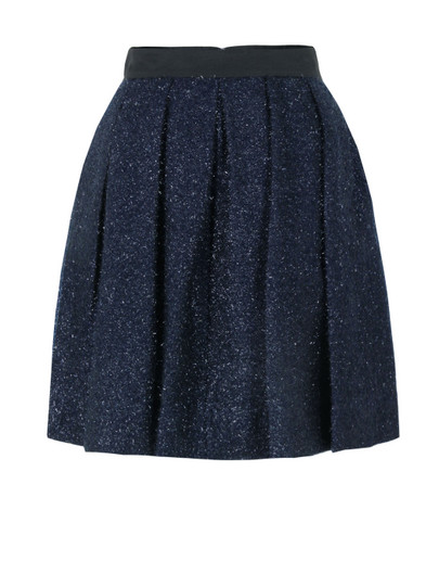 Orla-Kiely-Womens-SPA655-12A-Midnight-Skirt-1