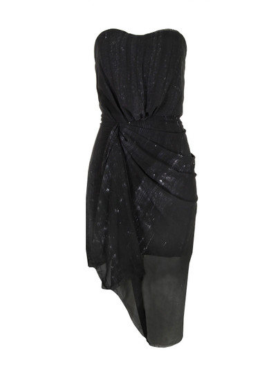 Religion-womens-DVD15-Paint-Jet-Black-Dress-1