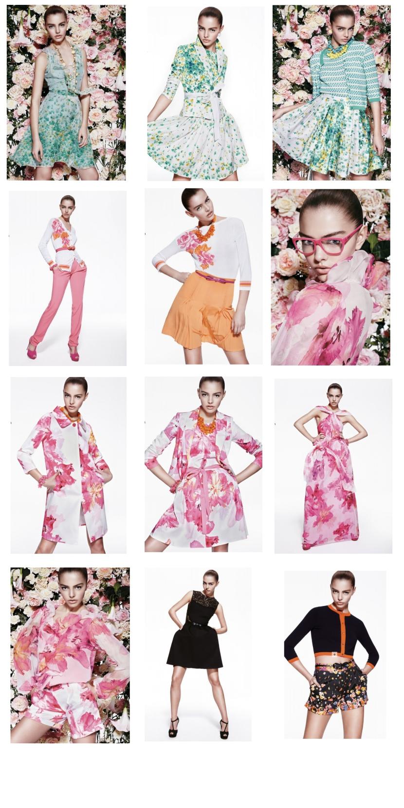 blugirl spring summer collection 1