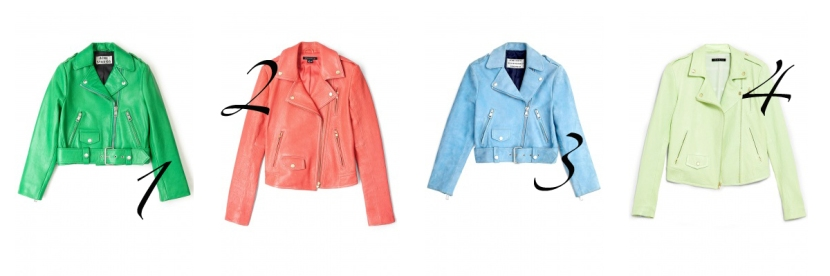 Jackets for spring