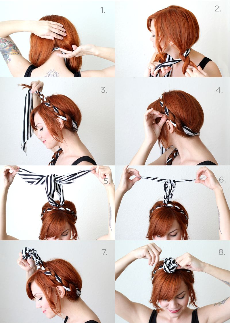 braid tutorial beautiful mess