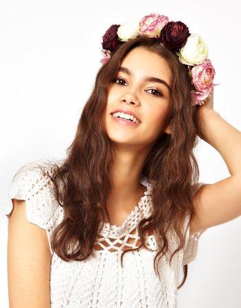floral headband 5