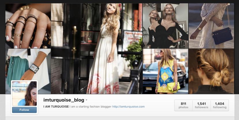 instagram iamturquoise_blog