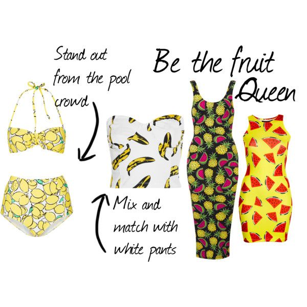 fruit pattern trend