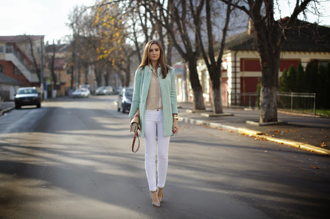 pastels in fall winter